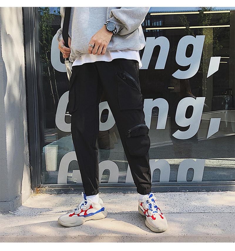 Pocket Tactical Fashions Men Hip Hop Pants Man (24)