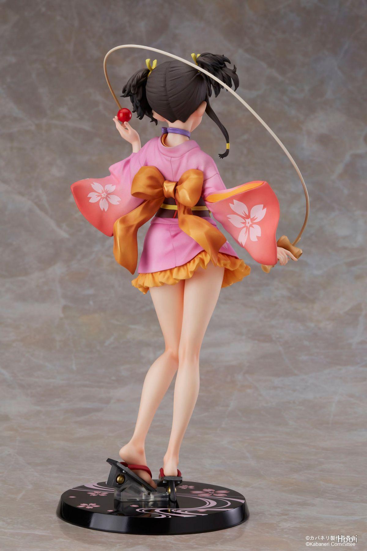 2018 новая модель аниме игрушка девушка Каба Нери безымянный халат, Вер. модель кимоно