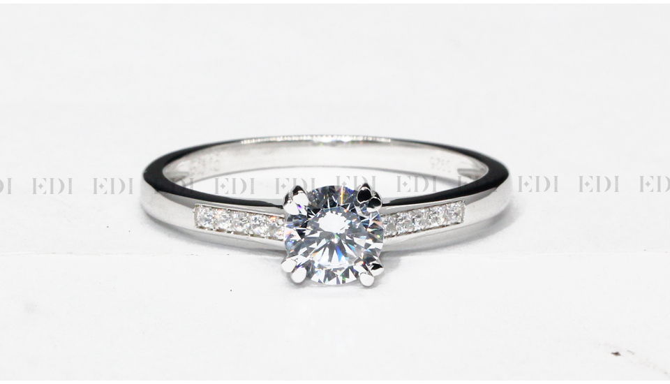 detection bague diamant