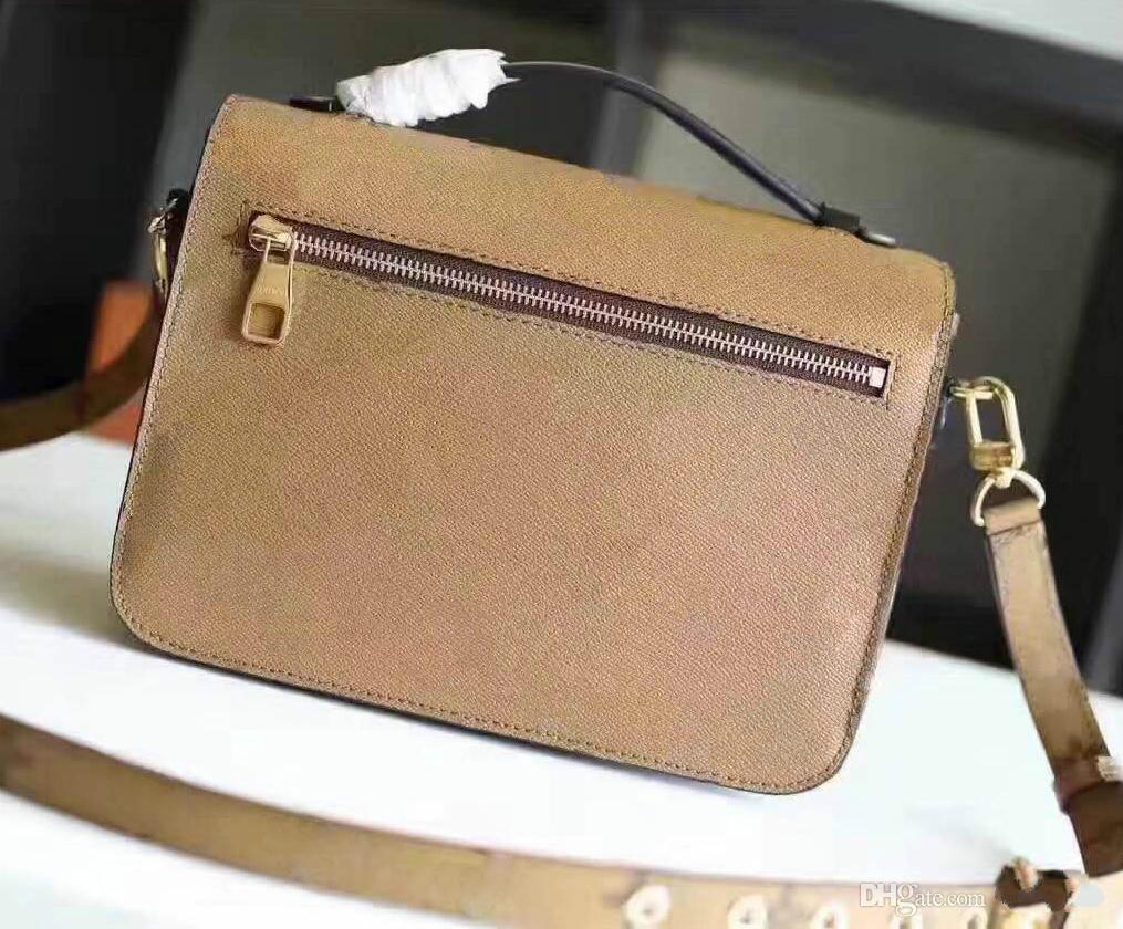 2017 Yeni orignal gerçek hakiki deri bayan postacı çantası moda satchel omuz çantası çanta presbiyopik mini paket cep telefon kılıfı ..