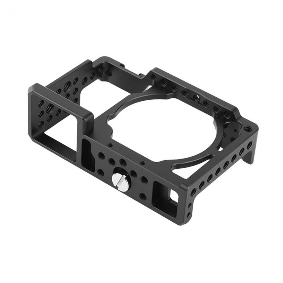 DSLR Kamera Käfig für Sony A6000 A6300 NEX7 Kamera Käfig Stabilisator Rig für Sony Kamera
