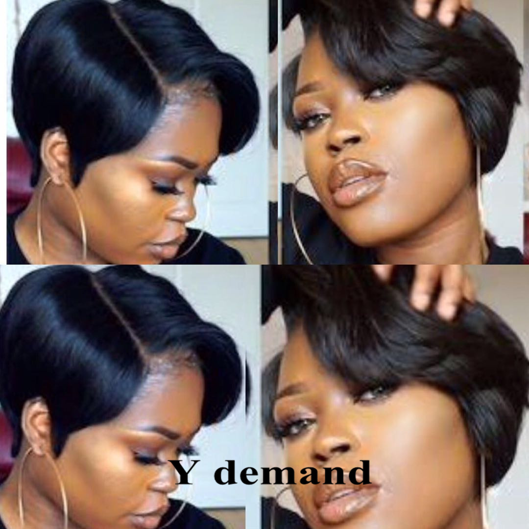 Discount Rihanna Short Hairstyles Wigs Rihanna Short Hairstyles Wigs 2020 On Sale At Dhgate Com