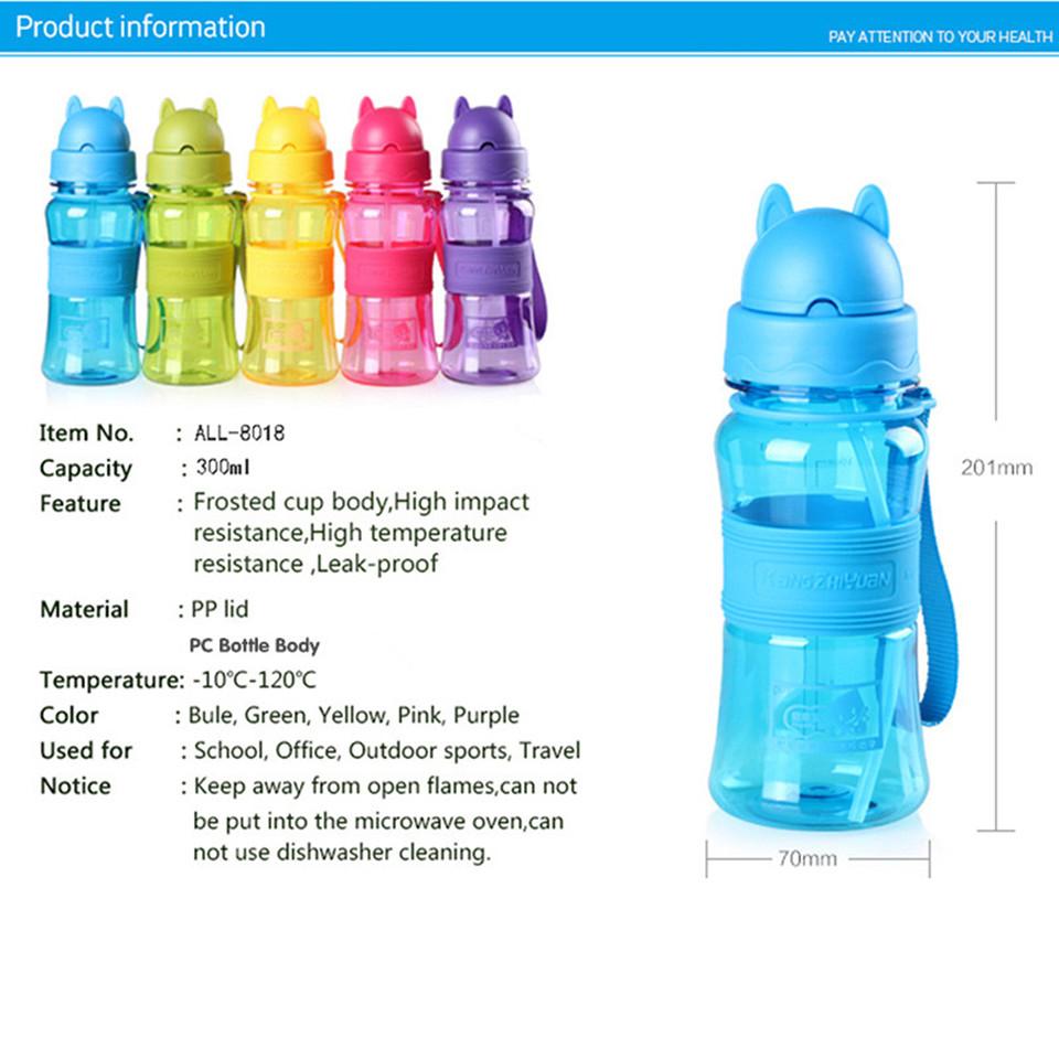 Water Bottle Kids CB060-CB063