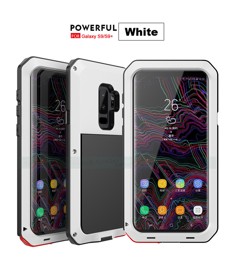 Samsung Galaxy S8 S9 Plus Note 8 9 shockproof phone cover case 19
