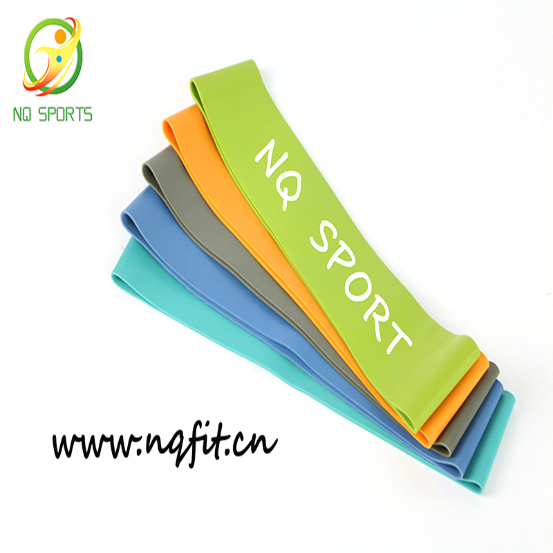 CONTINUOUS LOOP EXERCISE BAND