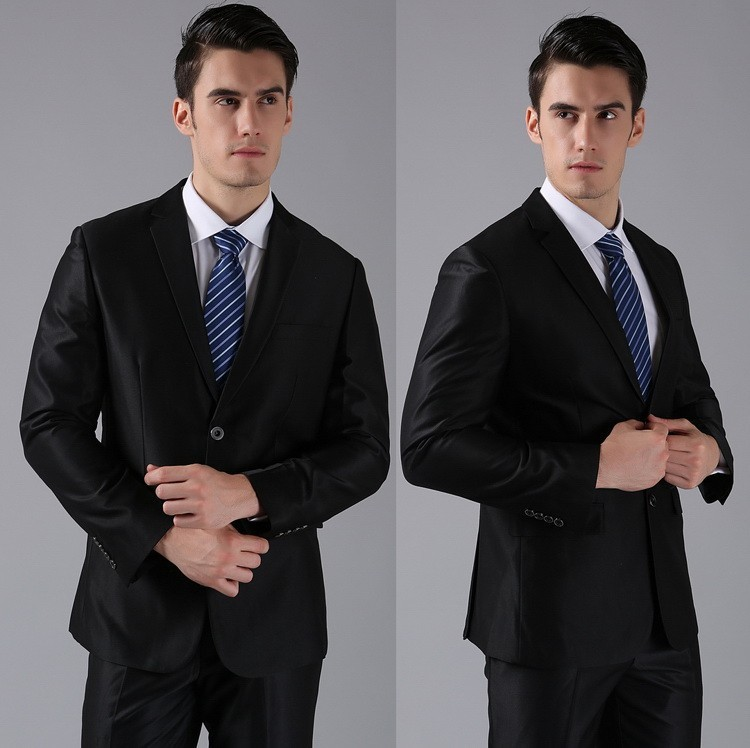 2 button shiny black2