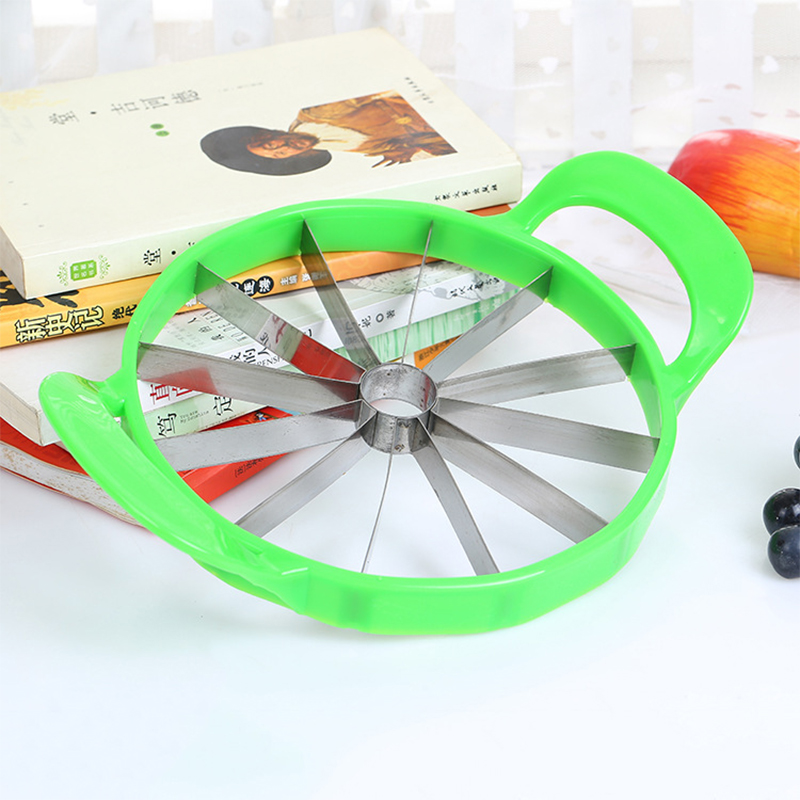 2018 New hot kitchen accessories watermelon slicer cutter knife fruit Creative cutter salad making slicer kitchen gadgets tools (3)