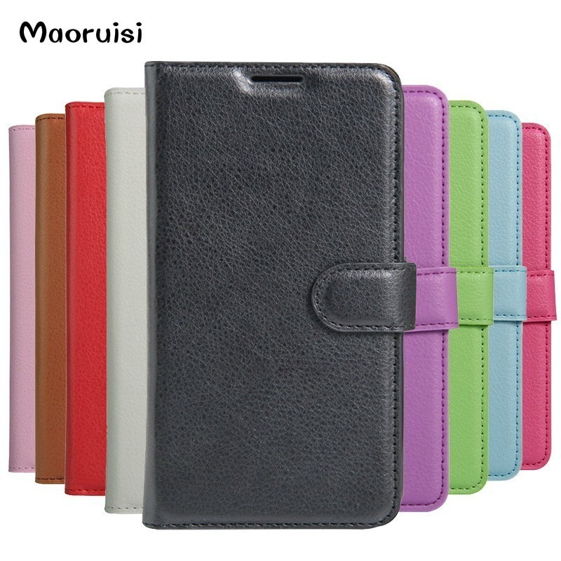 For Xiaomi 5X 6X 2018 7/8 Redmi 4X 5Plus 4A Note3 4X 5A Case 5.0 inch Wallet PU Leather Cover Phone Case Silicone Flip Back Bag