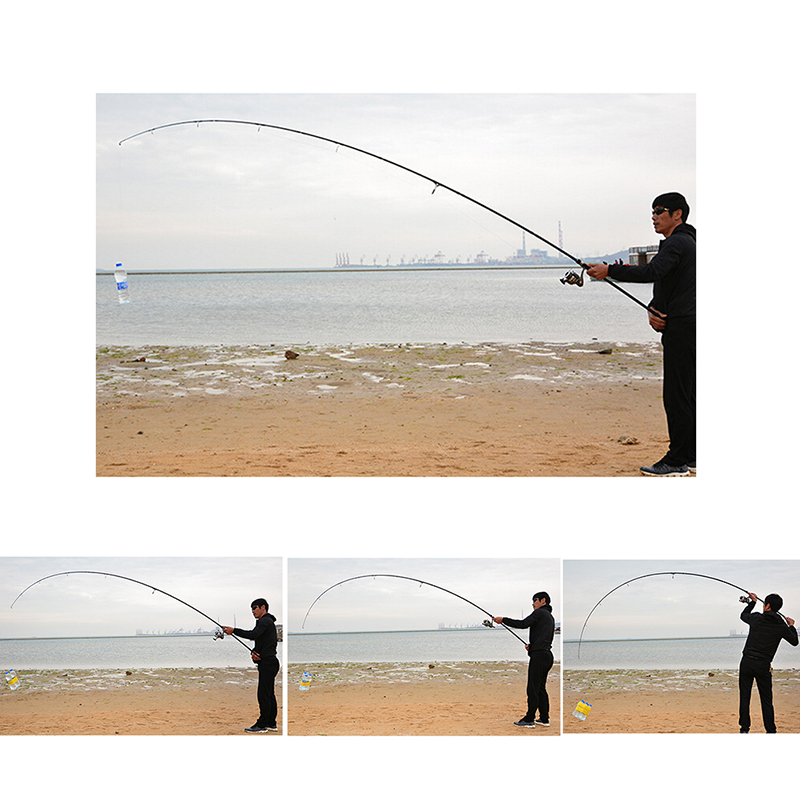 Lure Fishing Rod Spinning Casting Rod Carbon Fish Pole Canne Peche Mouche Pesca Olta Carp Feeder Fit For Shimano Reel