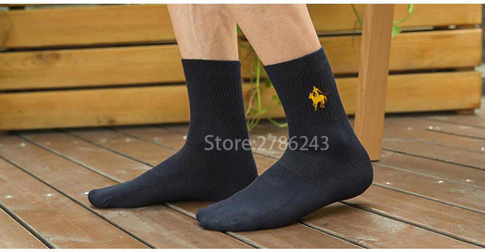 12-cotton socks