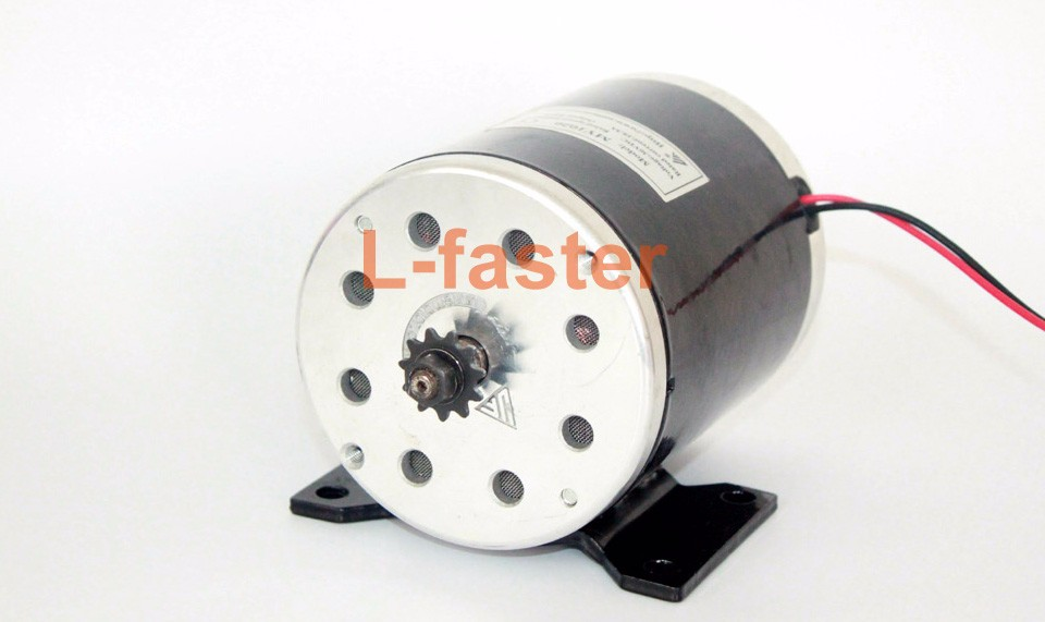500W high speed brush DC motor -1-a