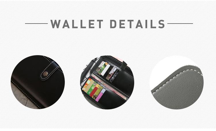 women wallets soft