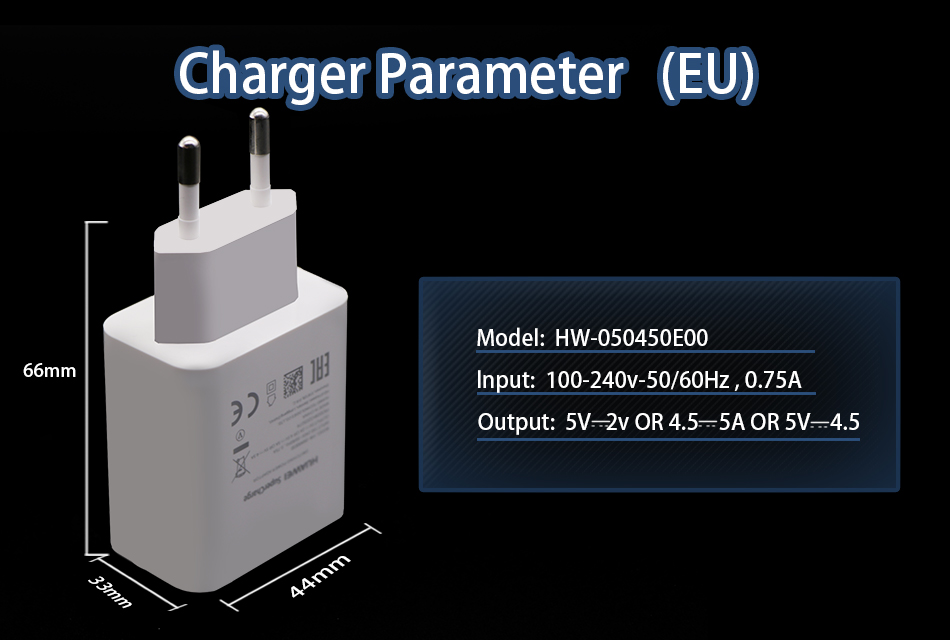 huawei charger 9V 2A