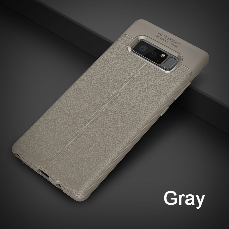 Luxury Carbon Case For Samsung Galaxy Note 8 S8 Plus Cover Leather TPU Soft Coque For Samsung S7 Edge A3 A5 2017 J5 J7 2016 Case (17)