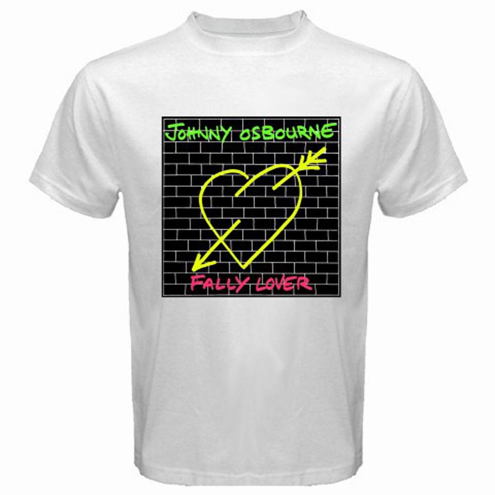 Nouveau Johnny Cash Rock N Roll Musique Icône Légende Homme T-shirt blanc taille S à 3XL