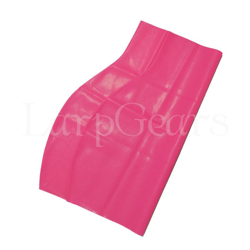 latex skirt pink-1.5