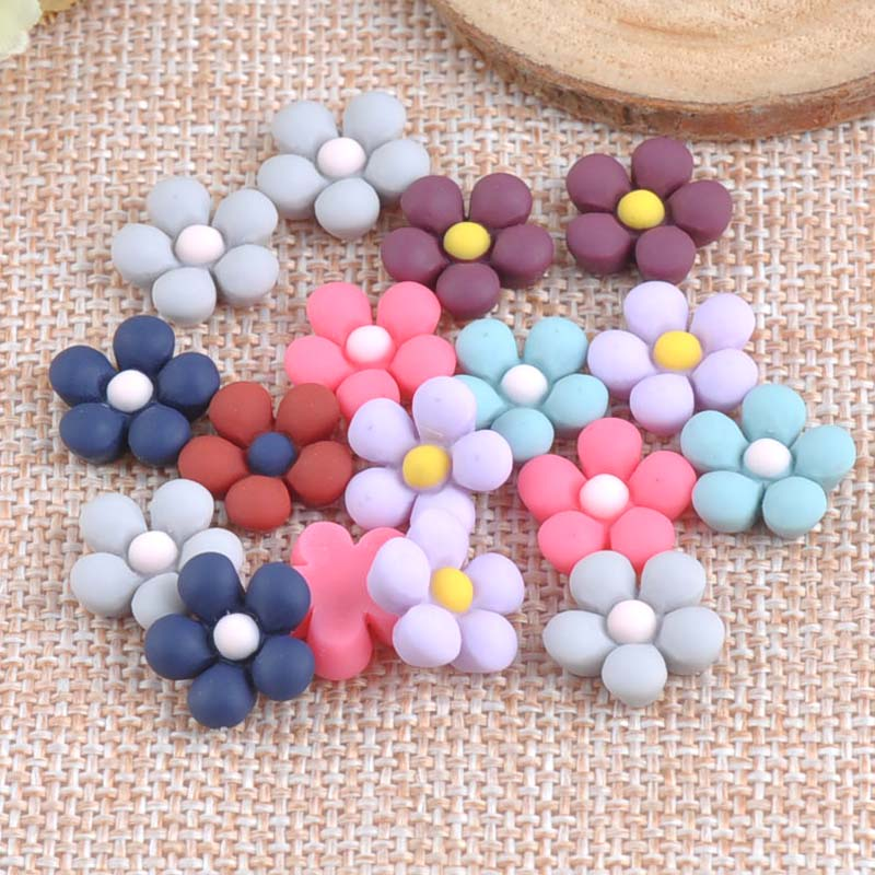 50pcs Xmas Crystal ball Wood Buttons Sewing Scrapbooking Craft Decor 29x23mm