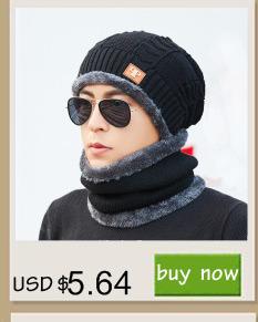 d55b41a66dd Neck warmer 2017 knit cap scarf cap two-piece Winter Hats For Men Fur  Winter Beanie Fleece Knit Hat balaclava with Neckwarmer.Material   Acrylic