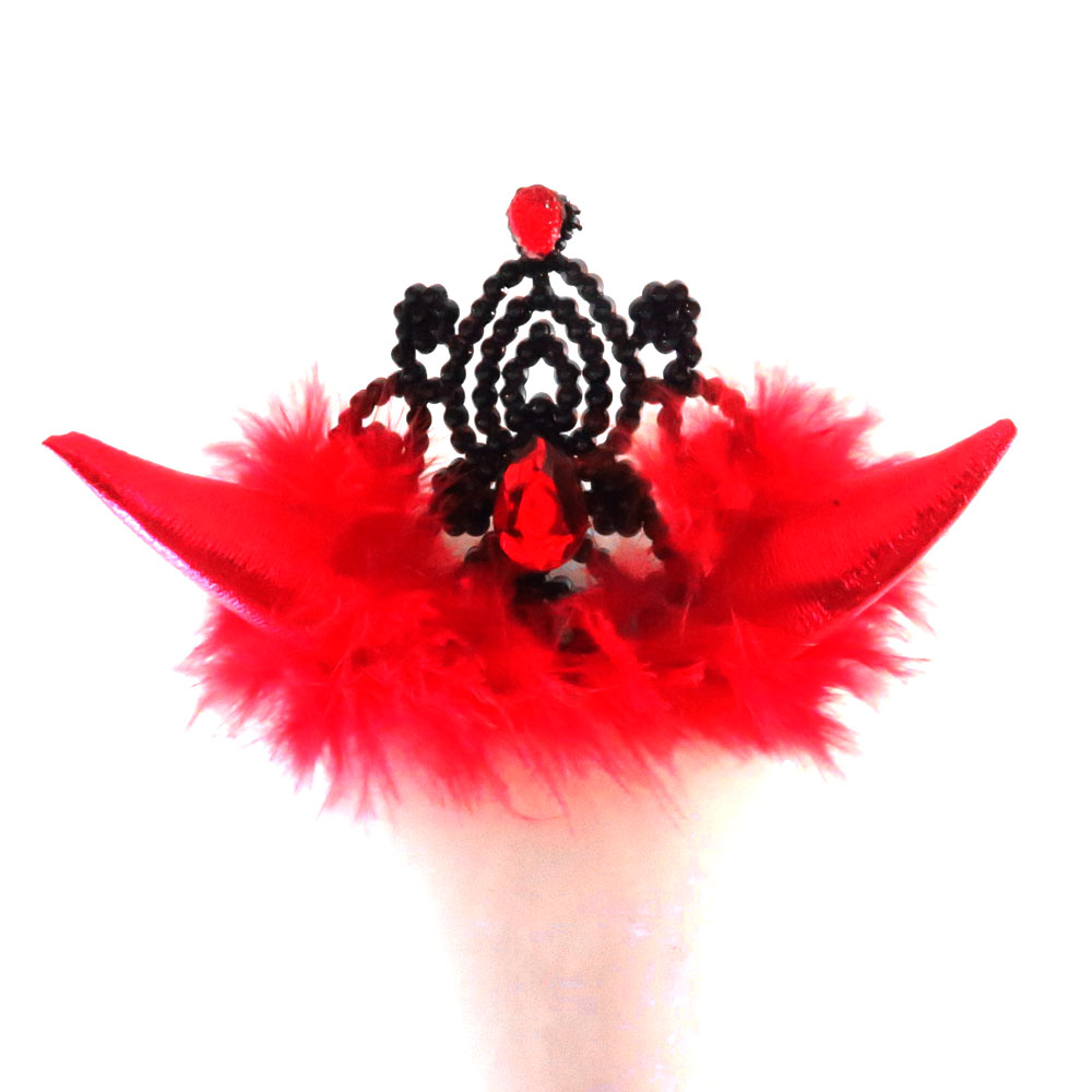 2018 NEW Design halloween novelty headband hair clips fun taira variety devil making up tools bat spider pattern