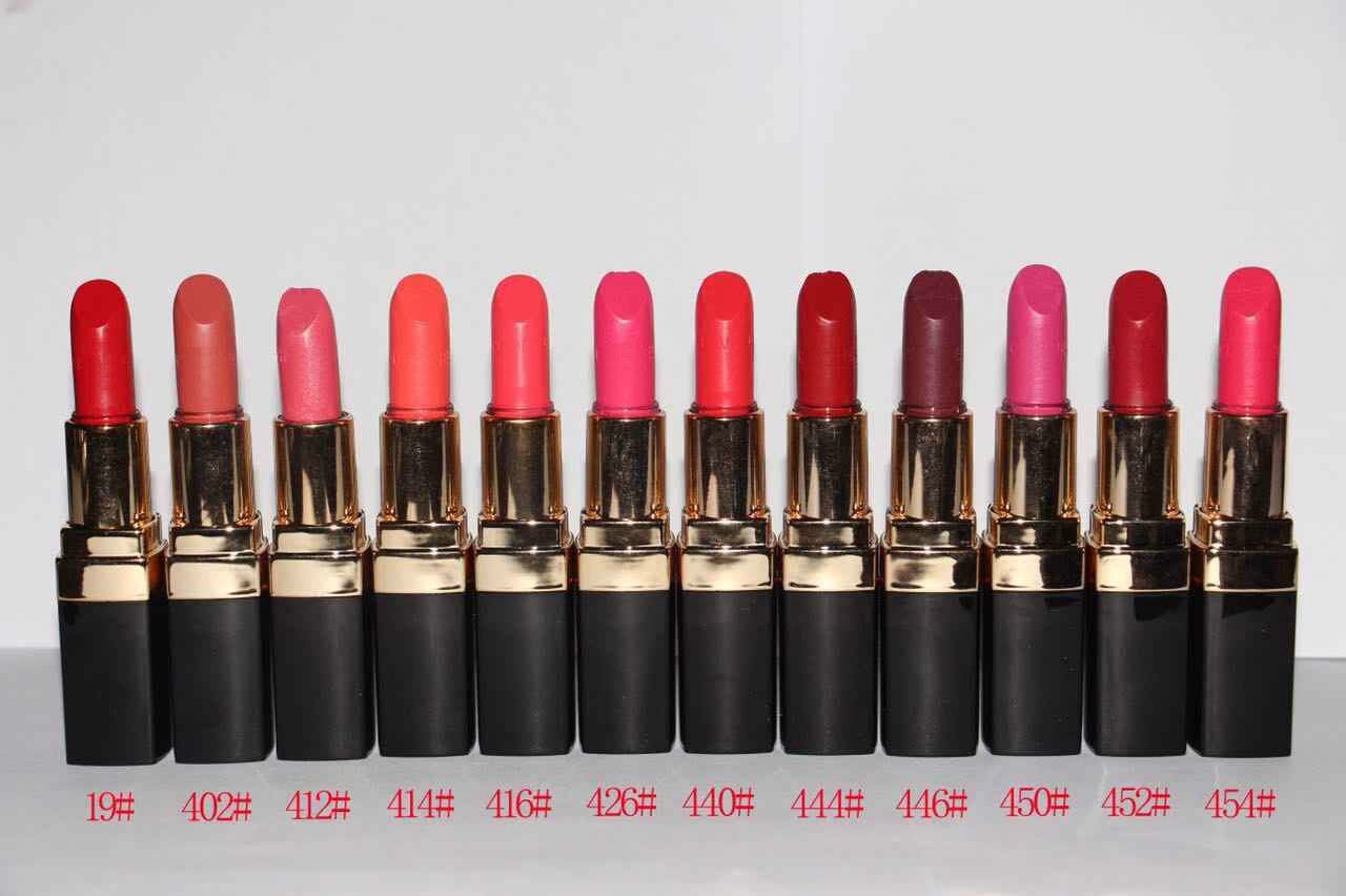 Brand new Cosmetics makeup Rouge lipstick lip stick 3.5g