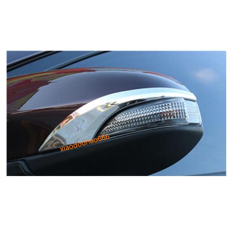 KIMISS ABS 2/ABS Chrom Nebelscheinwerfer Lampe Cover Rand Passgenau f/ür Toyota CHR 2017 2018
