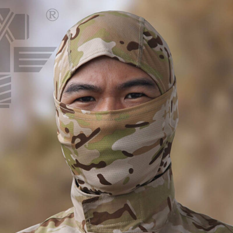 Airsoftsports Tactical Balaclava Camouflage Hunting Paintball Riding Full Face Mask