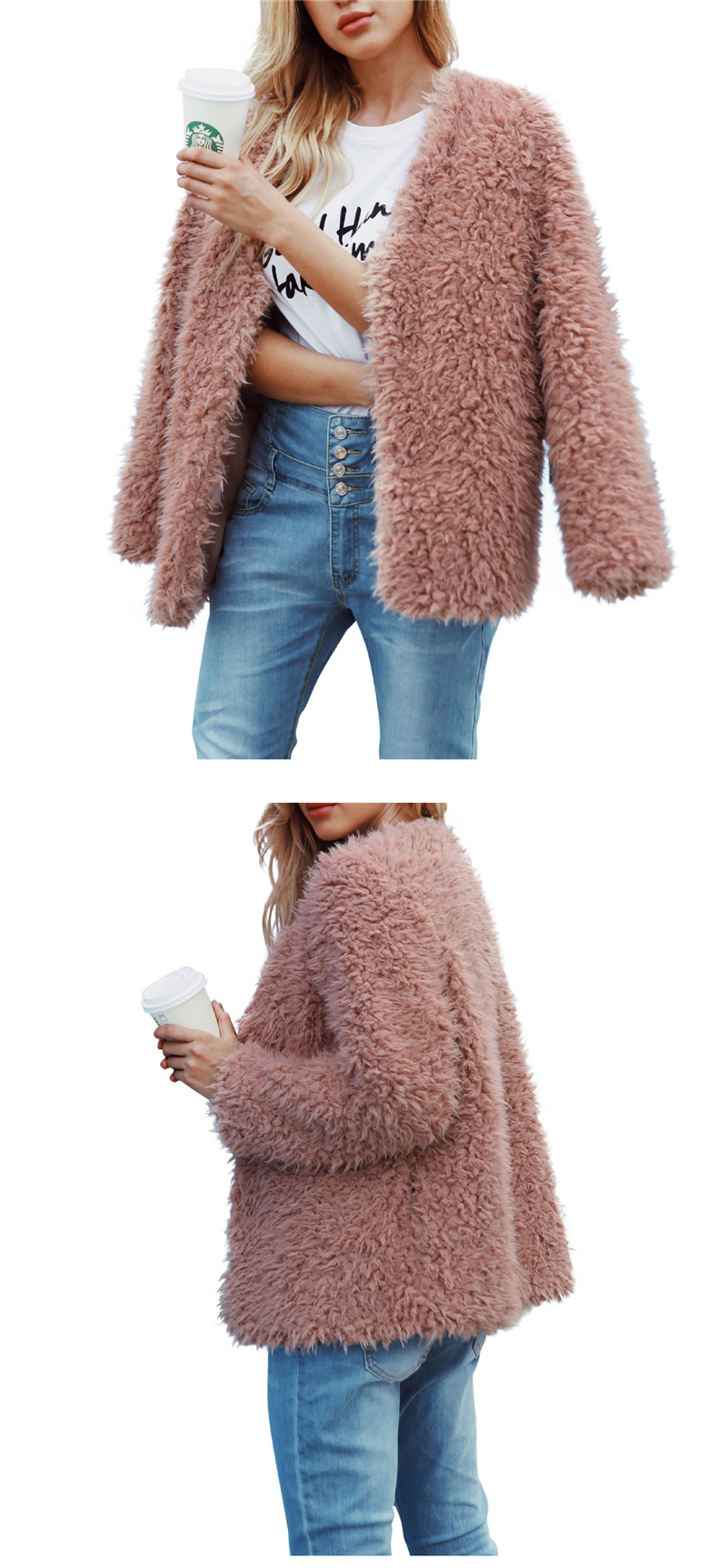 European and American fashion fur coat with warm coat and fur coat (4)
