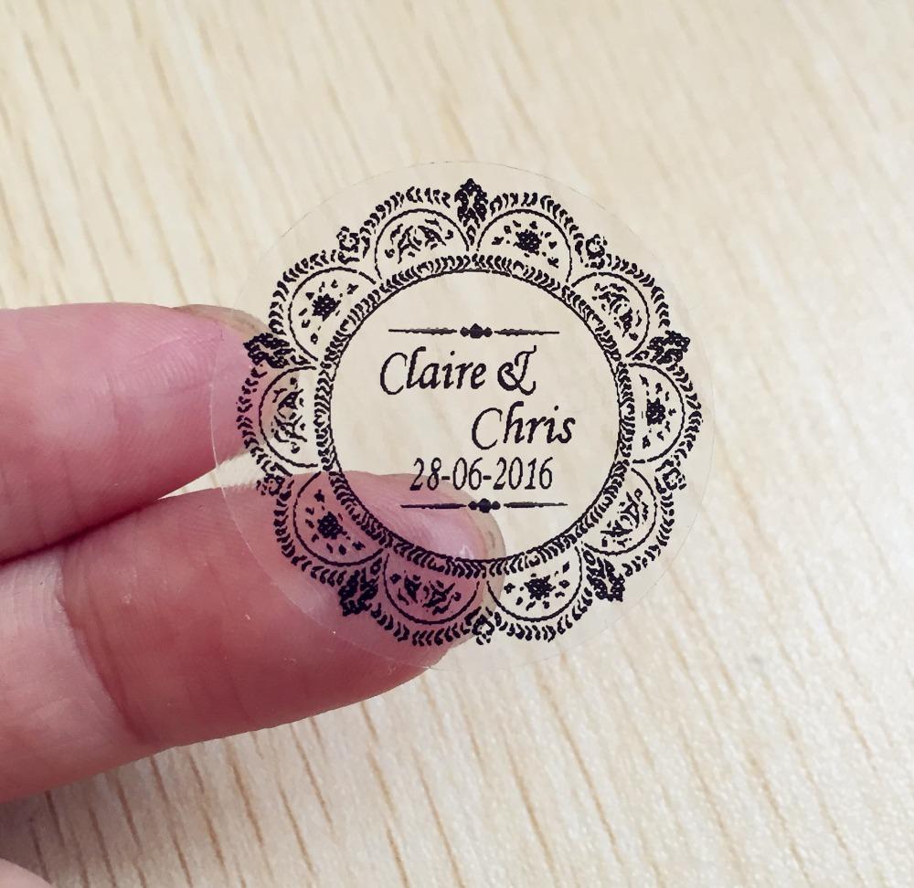 24 Pegatina Sticker etiquetas agradecimiento boda oro plata selector de color bautizo