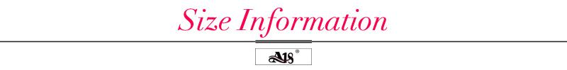 0 Size Information