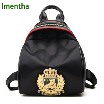 Preppy Bagpack Female oxford cute Backpack Women Back Pack Lady School Bags for Teenagers girls