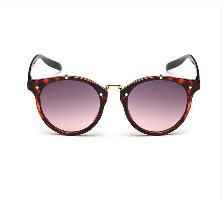 2016 Classic Brand Designer Sunglasses Women Men Retro Round Sun Glasses Woman shades Mirror Eyewear Lady Male Female Sunglass (37)
