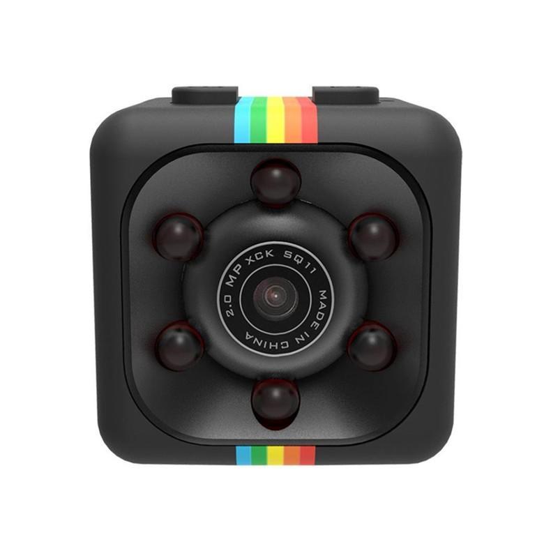 360 derece mini kamera hd 1080 p spor cep dv mini hareket algılama ile taşınabilir video kaydedici ev ofis gözetim kamera