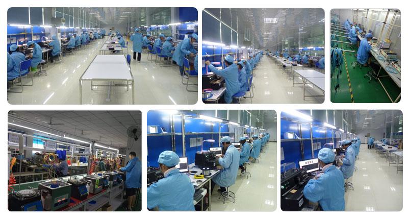 Wholesale Shipping Cost Sample Fiber Optical PLC Splitter 1x8 Bare Modular  Type Colo Splitter / To Brazil Fiber Internet Fiber Optics From Shuokai005,