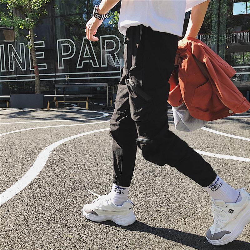 Pocket Tactical Fashions Men Hip Hop Pants Man (16)