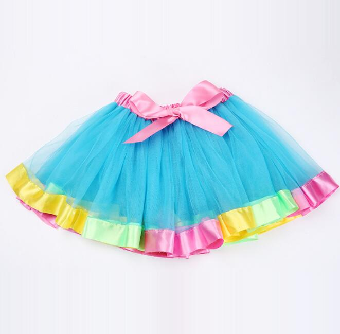 US Stock Kids Christmas Girls Party Ruffle Long Sleeve Pageant Tutu Dresses Set