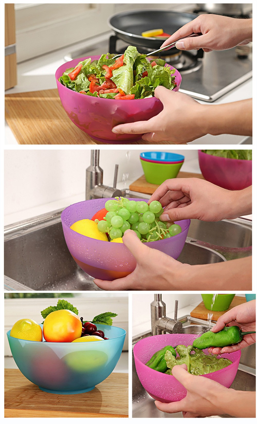 Plastic-Fruit-Bowl-Salad-And-Vegetables-Eco-Friendly-Food-grade-Kitchen-Cooking-Tools-Plastic-Pots-Of-Ice-Cream-Cups-Dessert-Bowls-KC1146 (2)