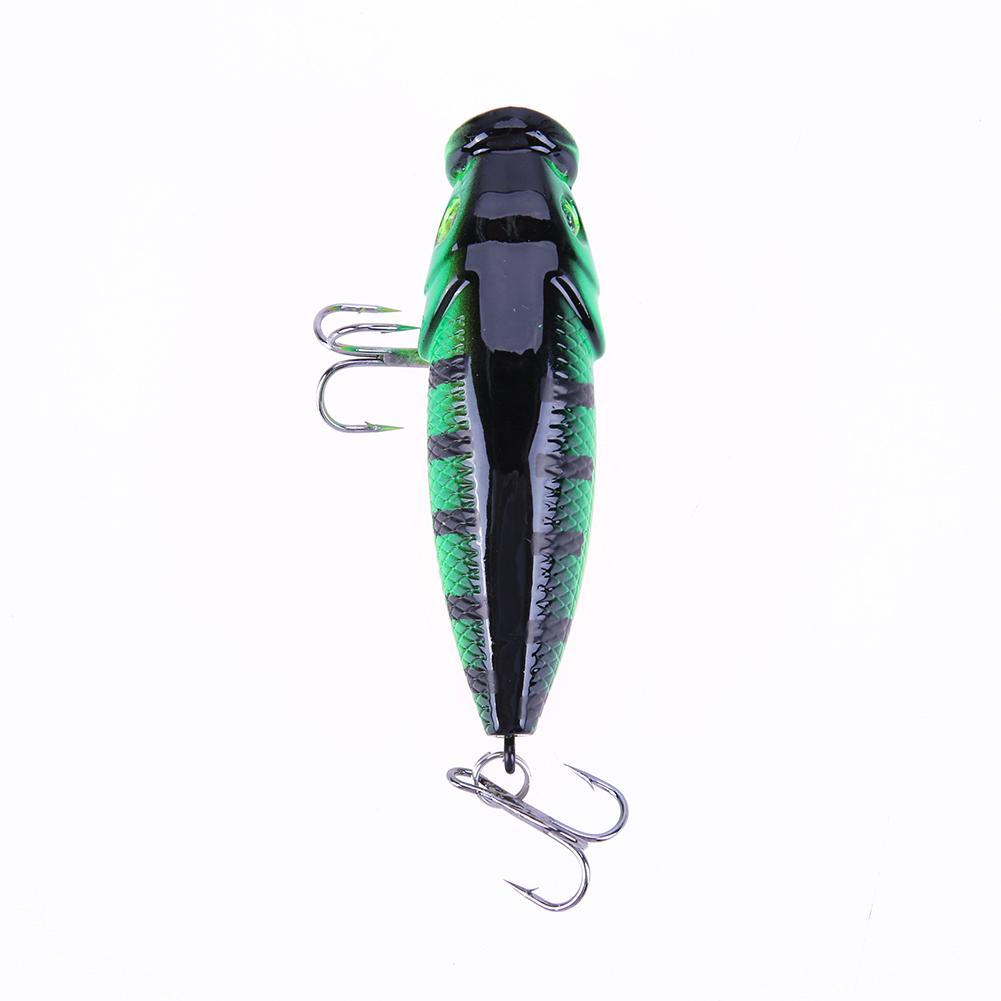1Pcs 11cm 18g 3D Luminous Night Fishing Lures Minnow Lure Crankbait