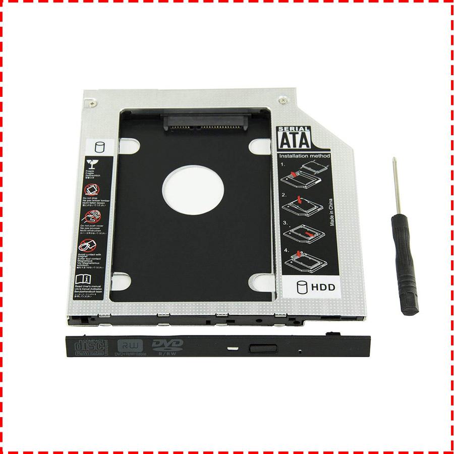 New HDD hard drive Caddy For LENOVO Thinkpad T400 T410 T500 W500 x200 x201 x220