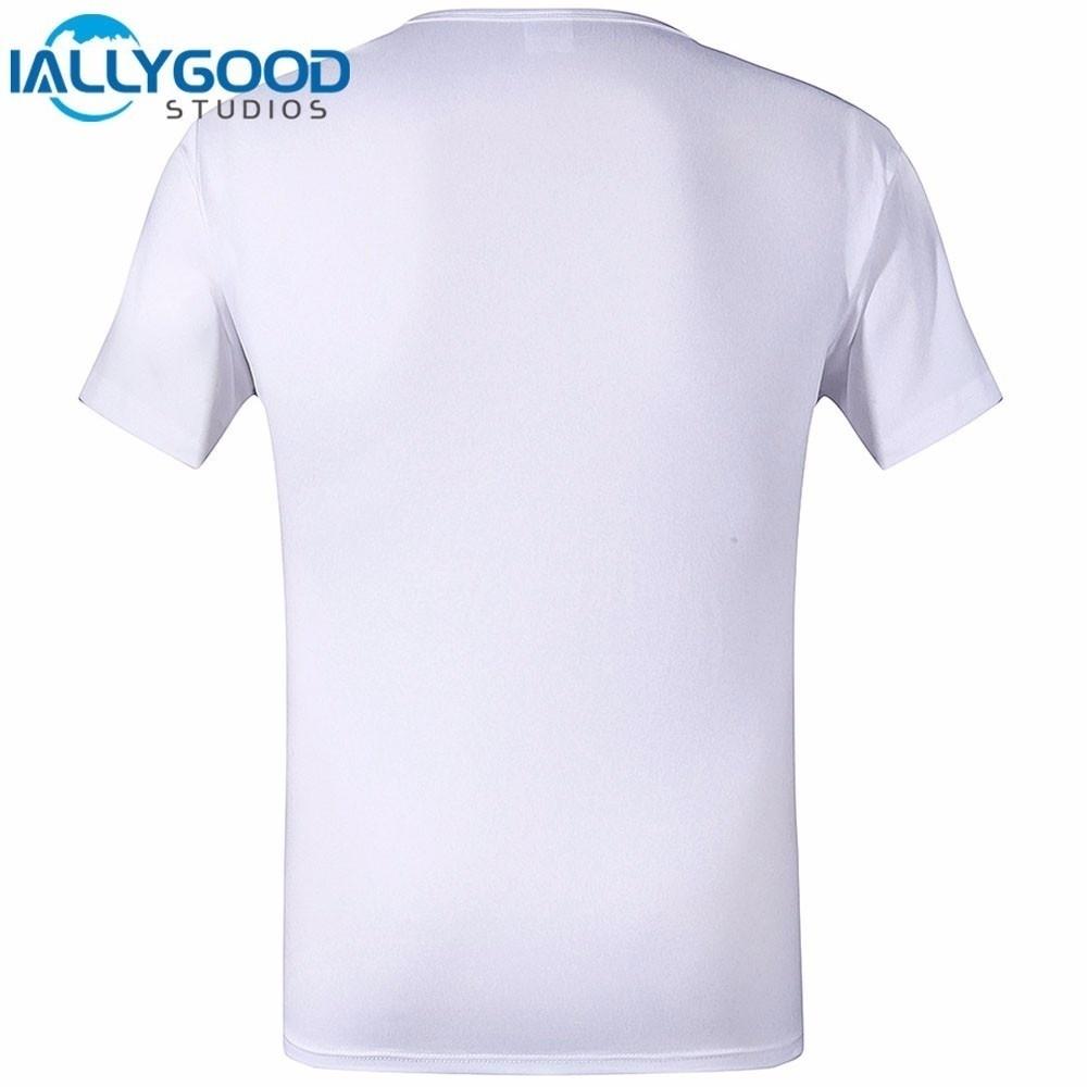 2018 New Hot Vente Hommes Beau T-shirt DVA T-shirt D.VA NERF THIS! Hauts mots d'impression de coton de haute qualité T Shrit