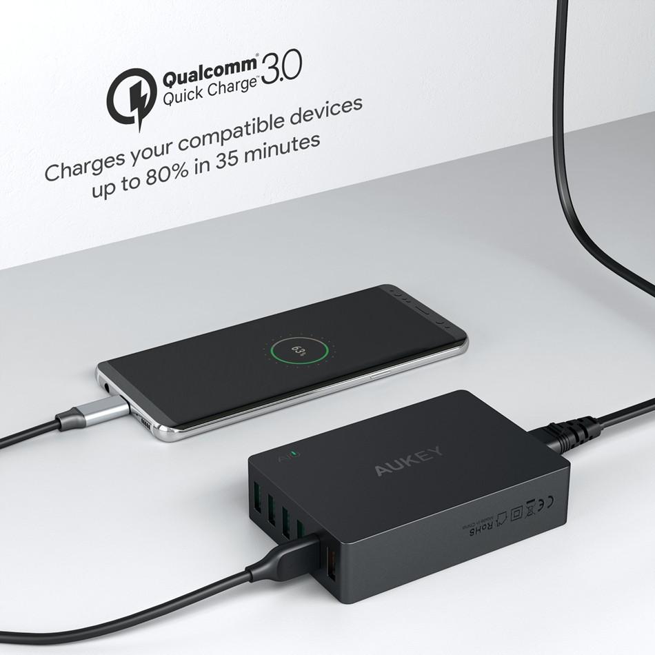 qc 3.0 usb charger