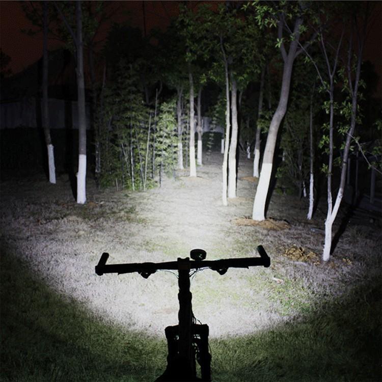 2000 Lumen Double T6 Bike Bicycle Cycling LED Light Flashlight High Brightness Lamp Front Light (10)
