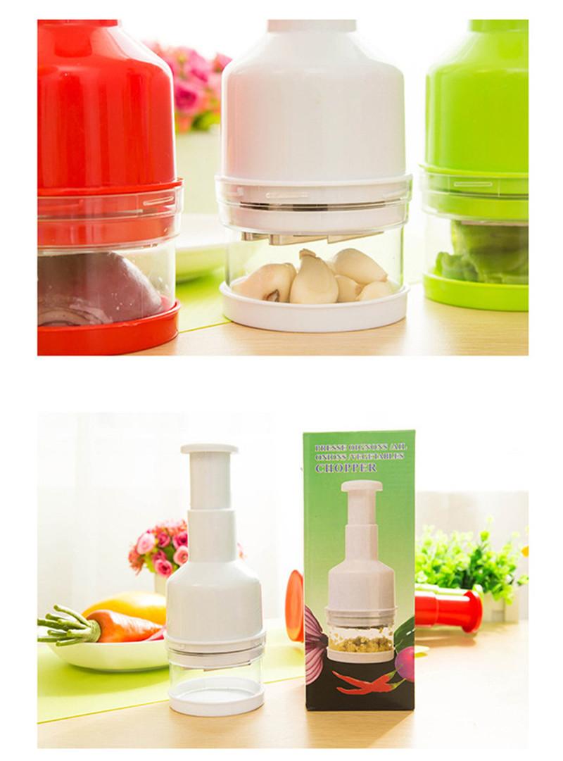 2019 2017 New Creative Onion Slicer Multifunction Kitchen Vegetable Chopper  Creative Hand Garlic Press Kitchen Appliances Tools Ha115 From Vicki98, ...