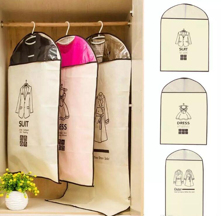 Costume Sac Robe Vêtements Sacs de voyage protecteur Porte-Vêtement sacs de stockage