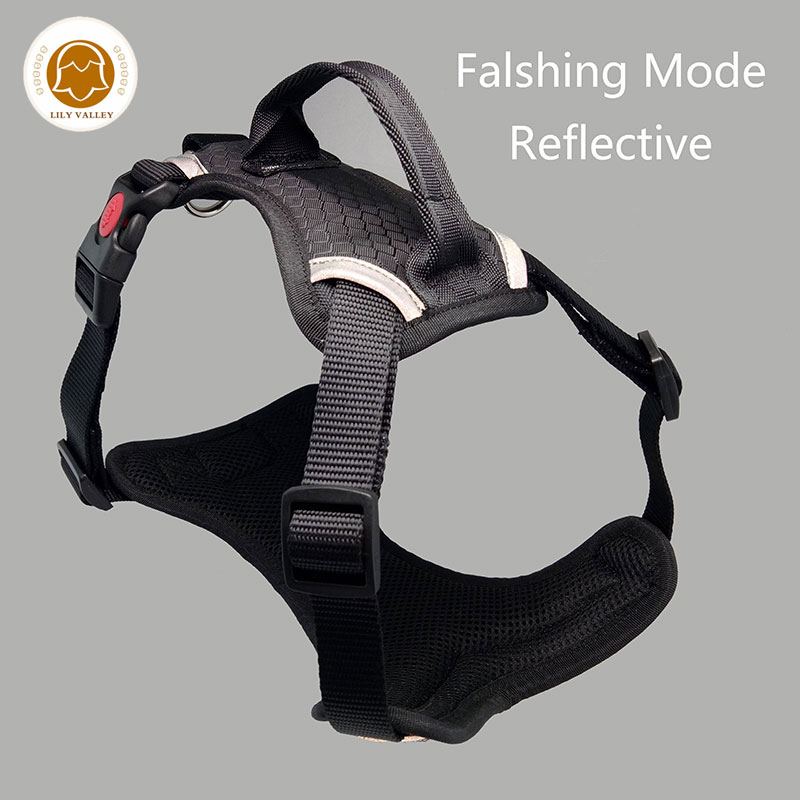 dog harness k9