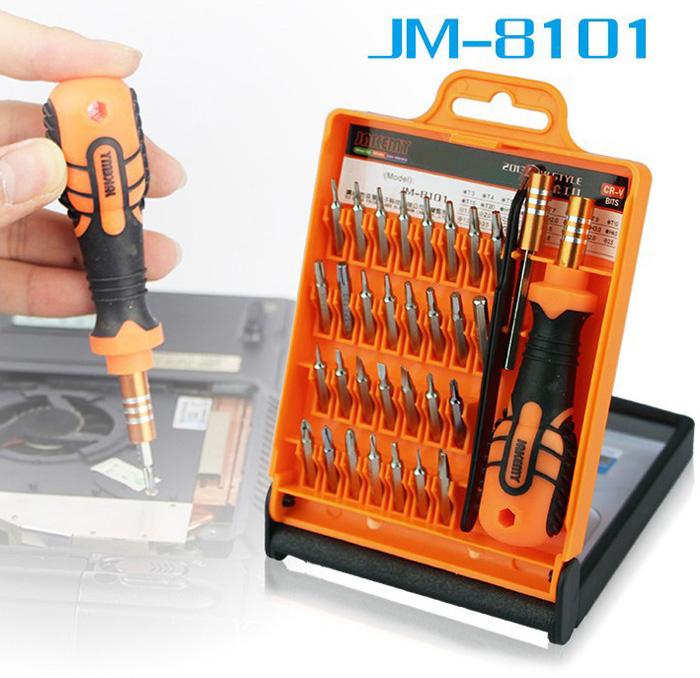 JAKEMY JM-8101 33 in 1 Screwdriver Set Disassembled Tool