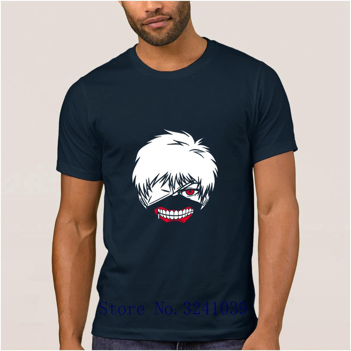 La Maxpa Knitted Casual hit contrast collar Anime Cartoon t shirt for men 2017 Top Quality t-shirt Leisure tshirt mens