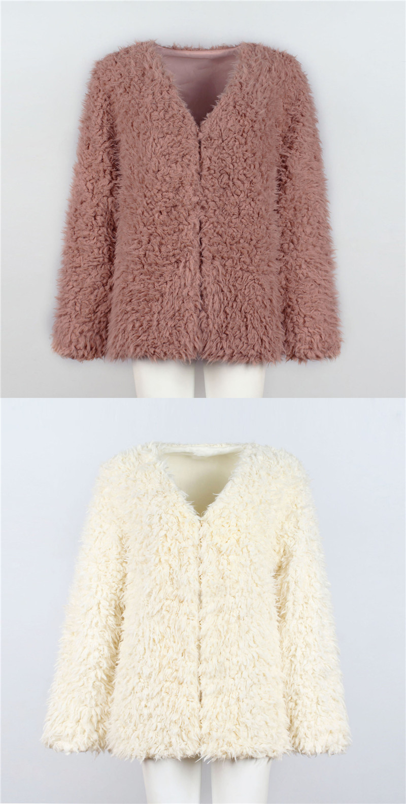 European and American fashion fur coat with warm coat and fur coat (7)