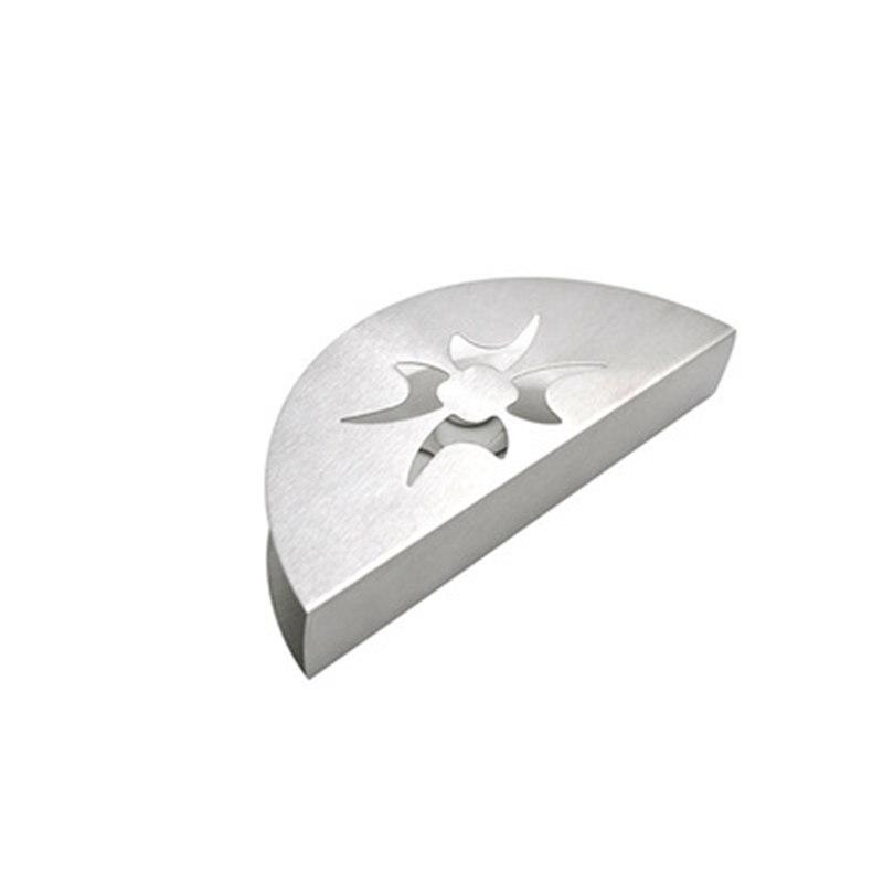 Caja de Metal de Acero Servilleta Rack Dispensador Tejido titular cubiertos Uso Decoración de mesa NUEVO