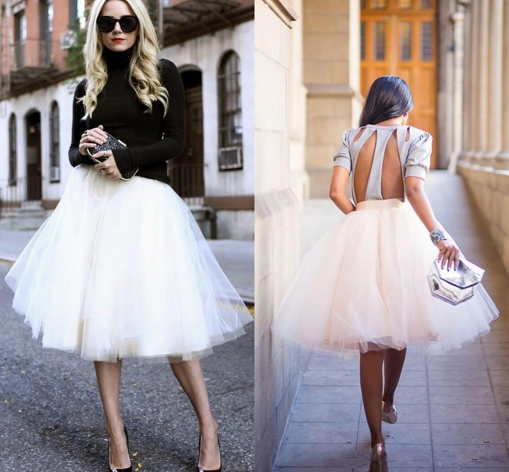 Hot Sale Cheap Tutu Skirts Soft Tulle Many Color Tutu Dress Women Sexy Party Dress/Bridesmaid Dress Adlut Tutus Short Skirt