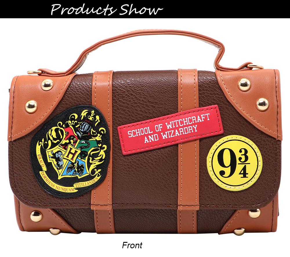 Harry Potter Single Shoulder Bag (14)